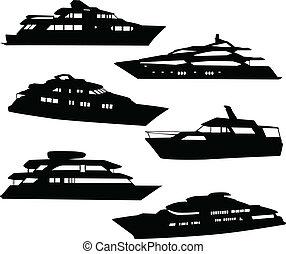 łódki, zbiór