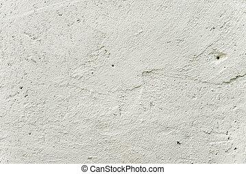ściana, biały, struktura
