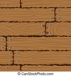 ściana, tło, struktura, drewniany, seamless