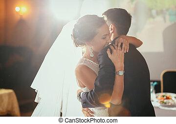 ślub, panna młoda, ich, szambelan królewski, szczęśliwy
