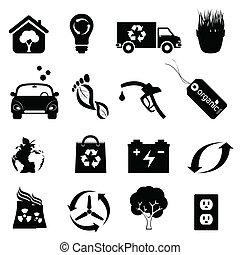 środowisko, energia, czysty