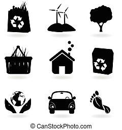 środowisko, recycling, czysty