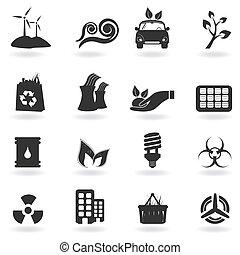 środowisko, symbolika, czysty