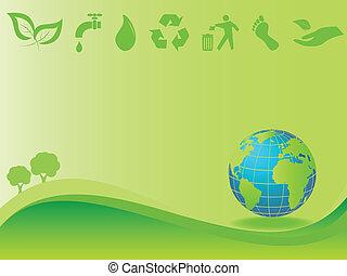 środowisko, ziemia, czysty