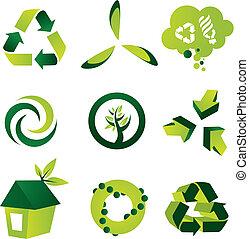 środowiskowy, elementy, projektować