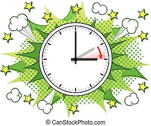 światło dzienne, zbawczy, zmiana, czas