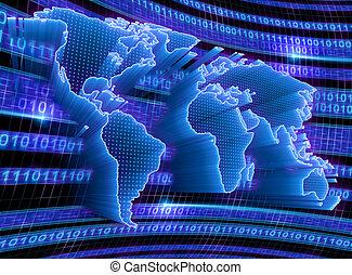 świat, technologia