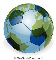 światowa kula, pojęcie, piłka, piłka nożna