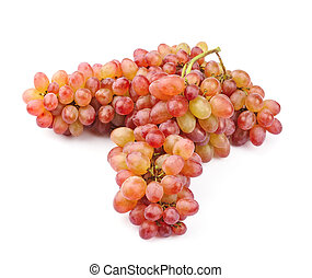 świeży, grapes.