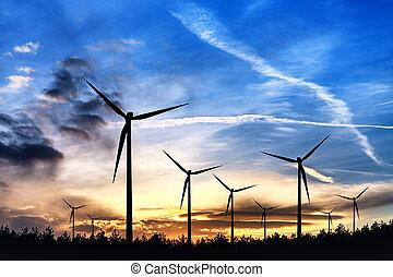 źródło, alternatywna energia