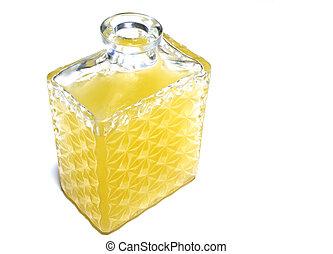 żółty, cocktail
