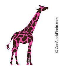 żyrafa, projektować