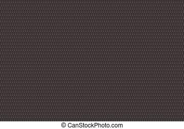 -, seamless, struktura, metaliczny, tło., czarnoskóry, węgiel