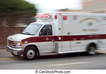 #1, ambulans