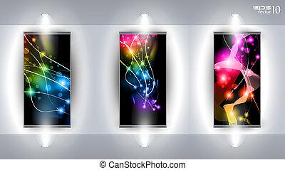 3, tło, sztuka, użyteczny, artystyczny, ganek