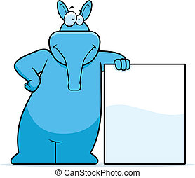 aardvark, nachylenie