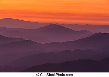 ablegry, góra