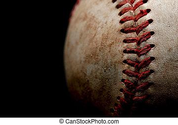 abstrakcyjny, baseball