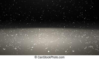 abstrakcyjny, deszcz, cząstka