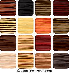 abstrakcyjny, drewno, zebra