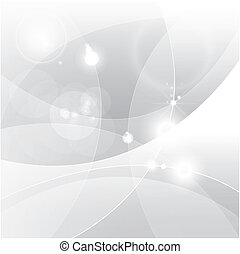 abstrakcyjny, srebro, tło