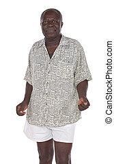 afrykanin, dziad