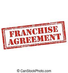 agreement-stamp, przywilej