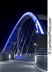 aleja, most, lowry, pasaż