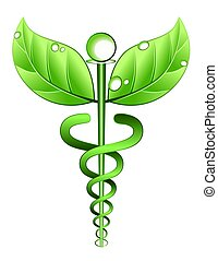 alternatywa, symbol, medycyna