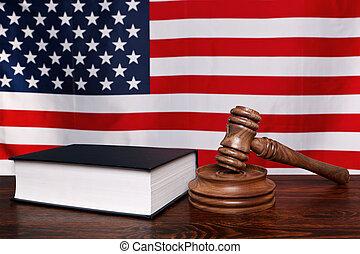 amerykanka, prawo
