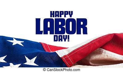 amerykanka, stany, biały, powitanie, dzień, robota, zjednoczony, tło, bandera