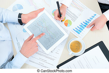 analytics, handlowy