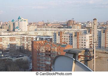 antena, novosibirsk, prospekt