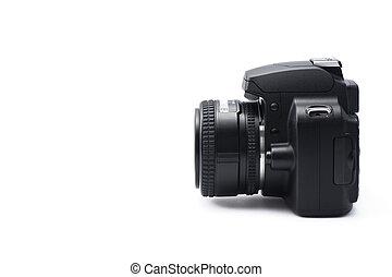 aparat fotograficzny, slr