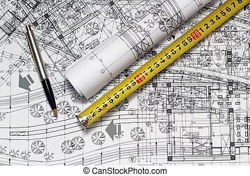 architekt, miejsce pracy