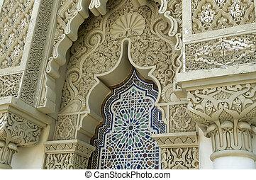 architektura, marokańczyk