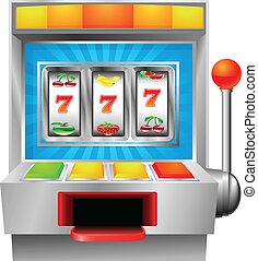automat, owoc