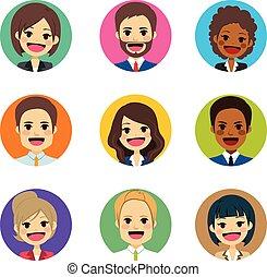 avatar, handlowy zaludniają