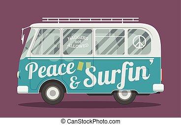 awangarda, hipis, ci którzy uprawiają jazdę na nartach wodnych