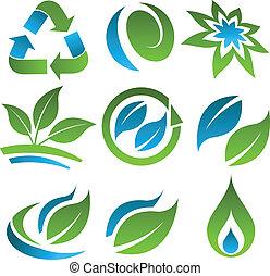 błękitna zieleń, energia, zbawczy, ikony