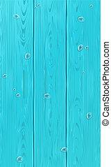 błękitny, drewno, poduszeczki, tło, wektor