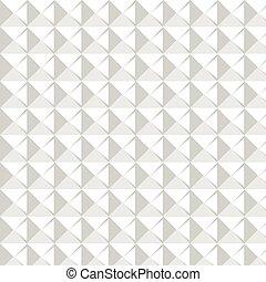 błękitny, geometria, abstrakcyjny, pattern., jasny, wektor, triangle