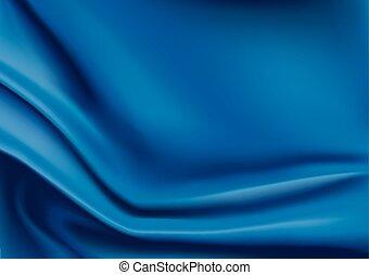 błękitny jedwab, budowla, tło
