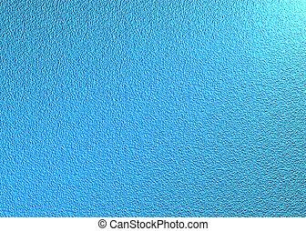 błękitny, metaliczny