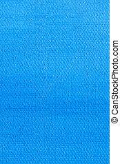 błękitny, płótno