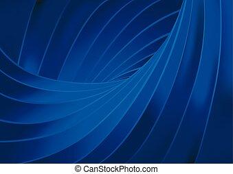 błękitny, struktura, tło