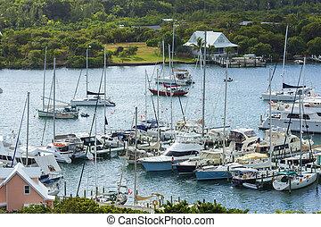 bahama, antenowy prospekt