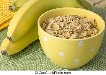 banan, zboże