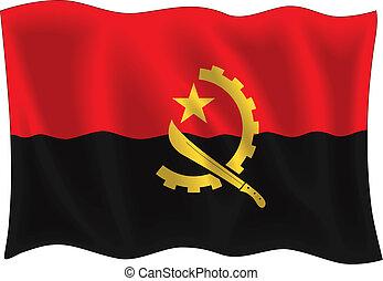bandera, angola