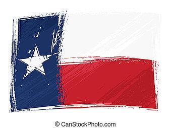 bandera, grunge, texas